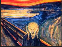 "Edvard Munch ""Scream"""